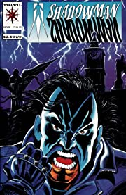 Shadowman (1992-1995) No.11