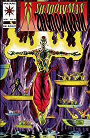 Shadowman (1992-1995) No.12
