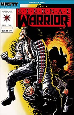 Eternal Warrior (1992-1996) No.1