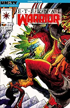 Eternal Warrior (1992-1996) No.2