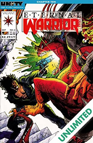 Eternal Warrior (1992-1996) #2