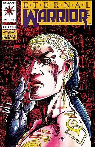 Eternal Warrior (1992-1996) No.6
