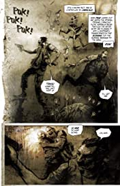Deadworld: War of the Dead #1