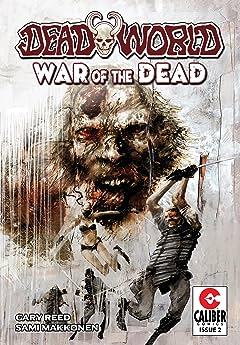 Deadworld: War of the Dead #2