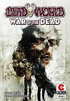 Deadworld: War of the Dead #4