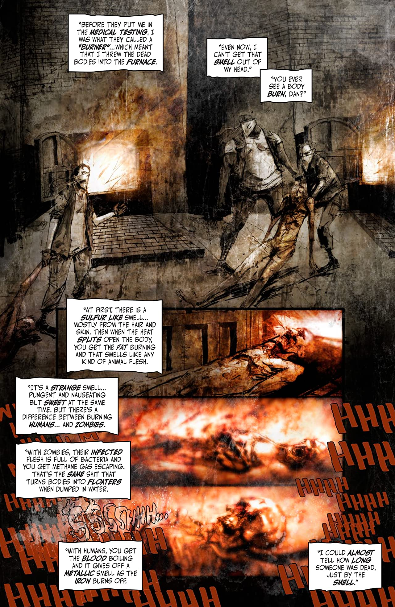 Deadworld: War of the Dead #4