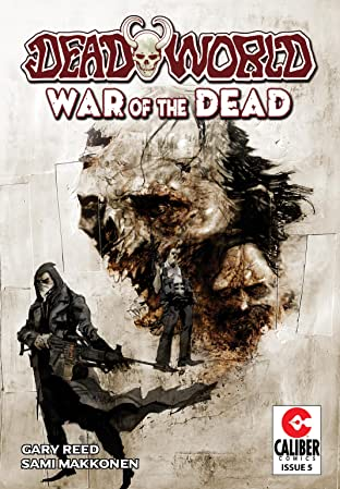 Deadworld: War of the Dead #5