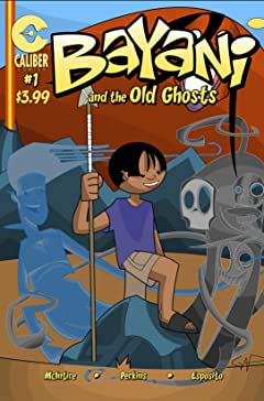 Bayani and the Old Ghosts #1