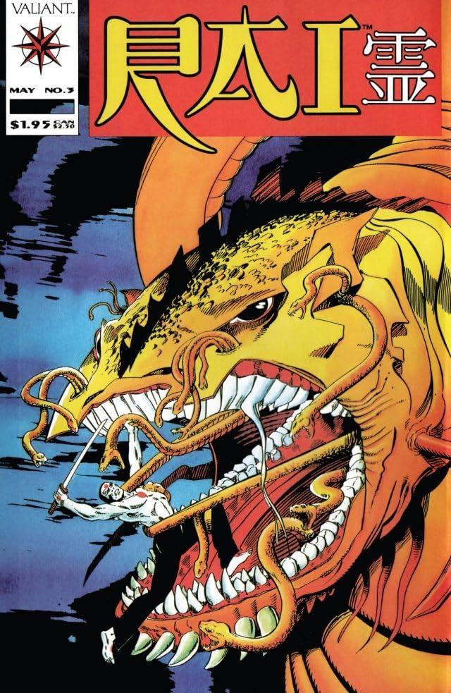 Rai (1992-1995) #3