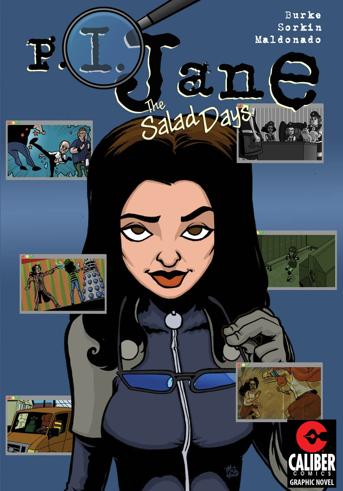 P.I. Jane: The Salad Days