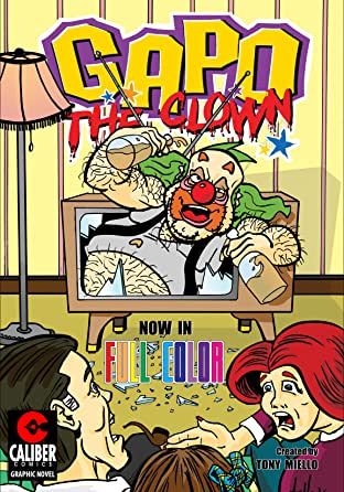 Gapo The Clown: In Full Color