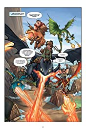 Dragons Vol. 3: Le Château de glace