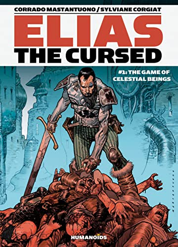 Elias The Cursed Vol. 1: The Game of Celestial Beings