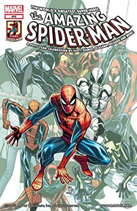 Amazing Spider-Man (1999-2013) #692
