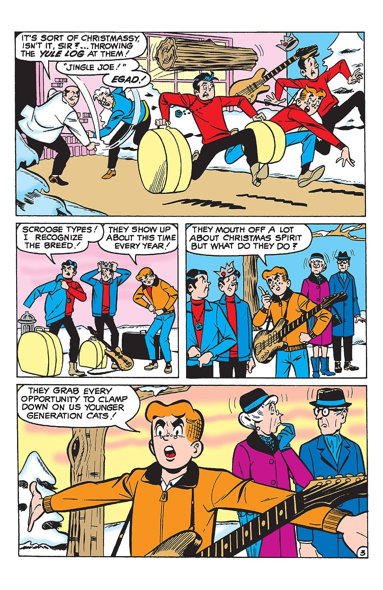 PEP Digital #174: Archie's Christmas Carols