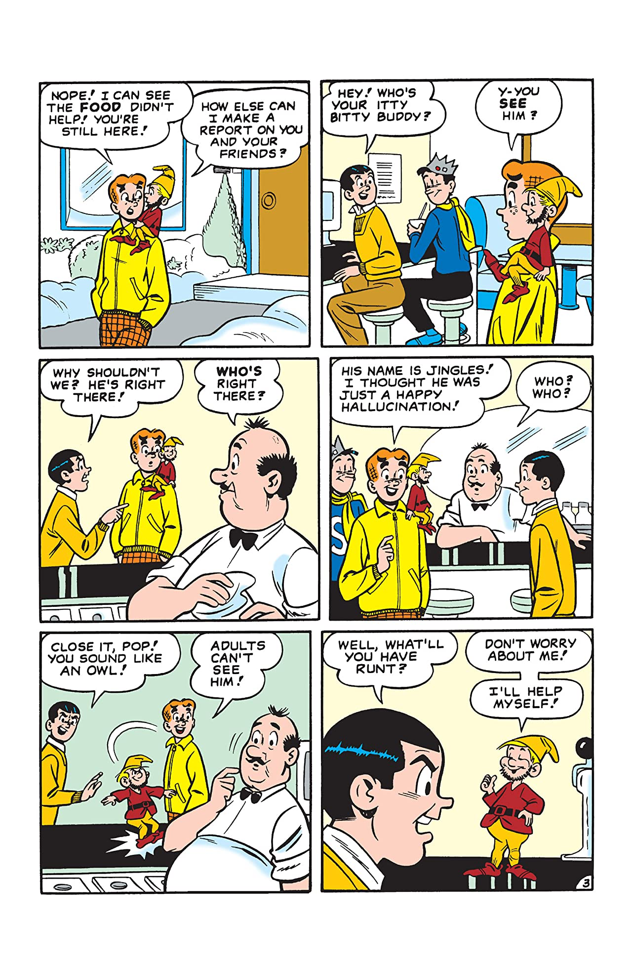 PEP Digital #175: Archie & Friends The Magic of Christmas