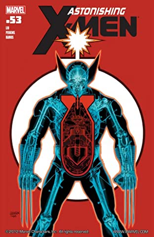 Astonishing X-Men (2004-2013) #53