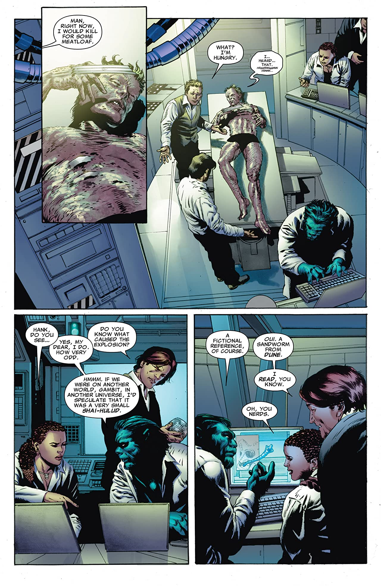 Astonishing X-Men (2004-2013) #53
