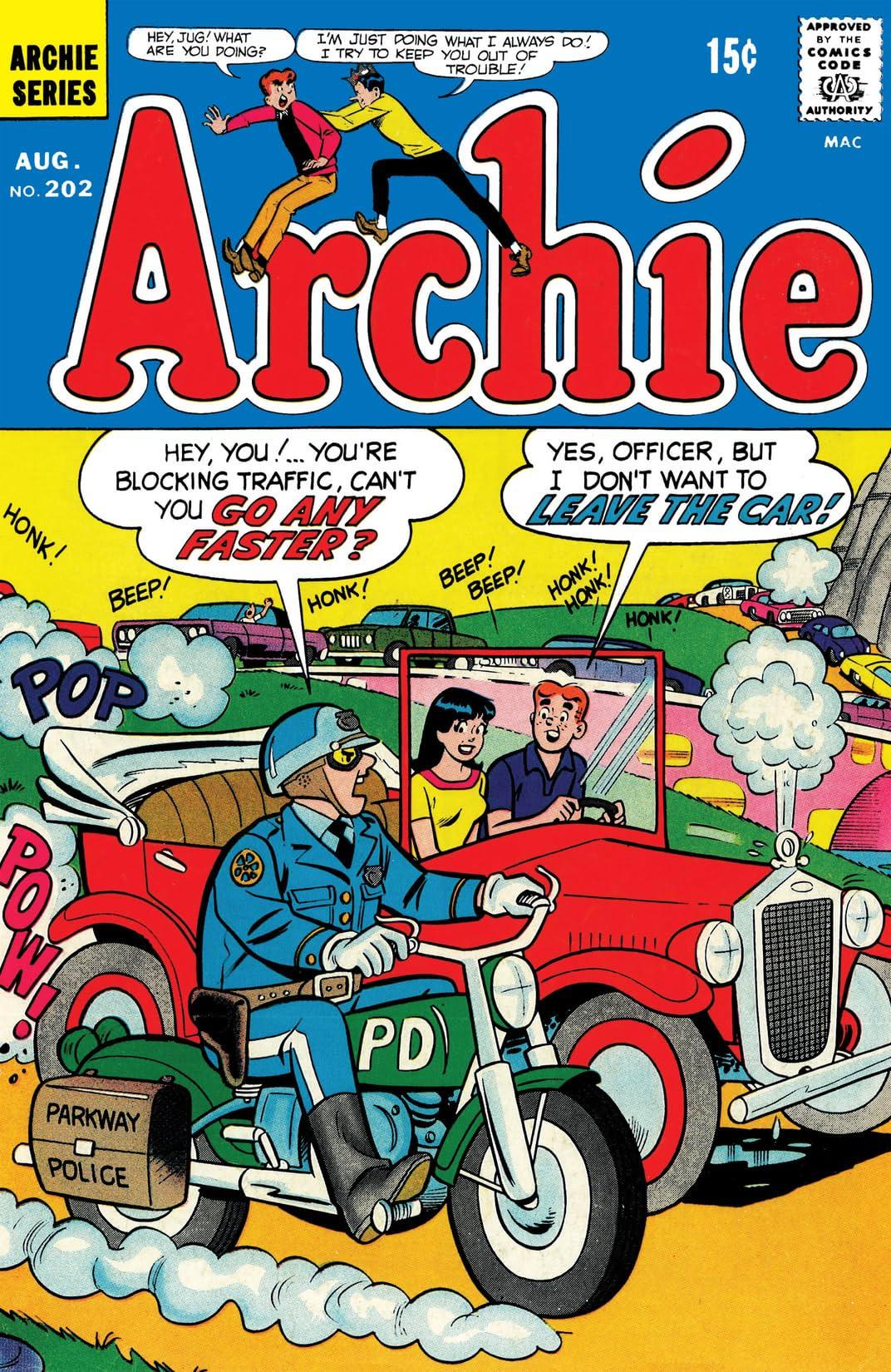 Archie #202