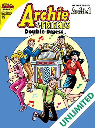 Archie & Friends Double Digest #19