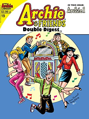Archie & Friends Double Digest #19