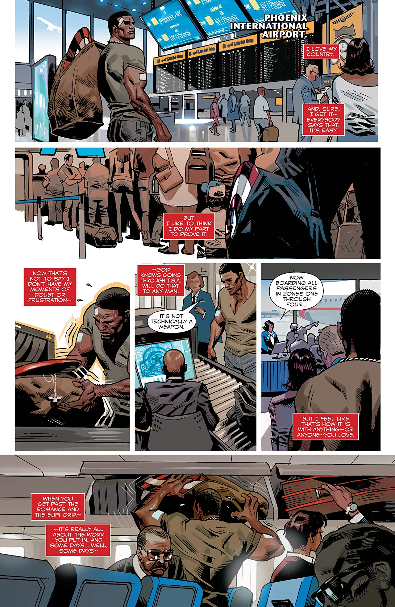 Captain America: Sam Wilson (2015-2017) #1