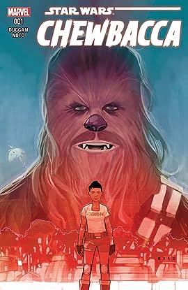 Chewbacca (2015) #1 (of 5)