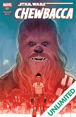 Chewbacca (2015) #1 (of 5)