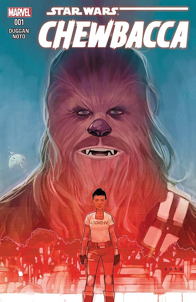 Chewbacca (2015-) #1