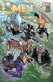 Extraordinary X-Men (2015-2017) #1
