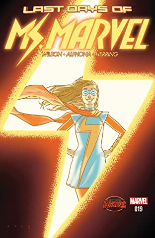 Ms. Marvel (2014-2015) No.19