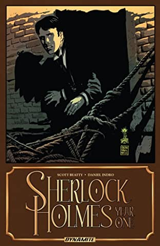 Sherlock Holmes: Year One Tome 1