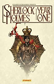 Sherlock Holmes: Year One Vol. 1