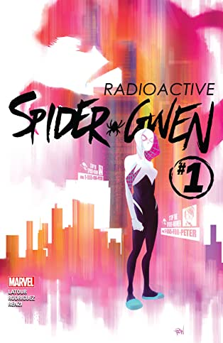 Spider-Gwen (2015-2018) #1