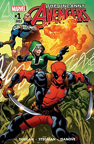 Uncanny Avengers (2015-2017) No.1