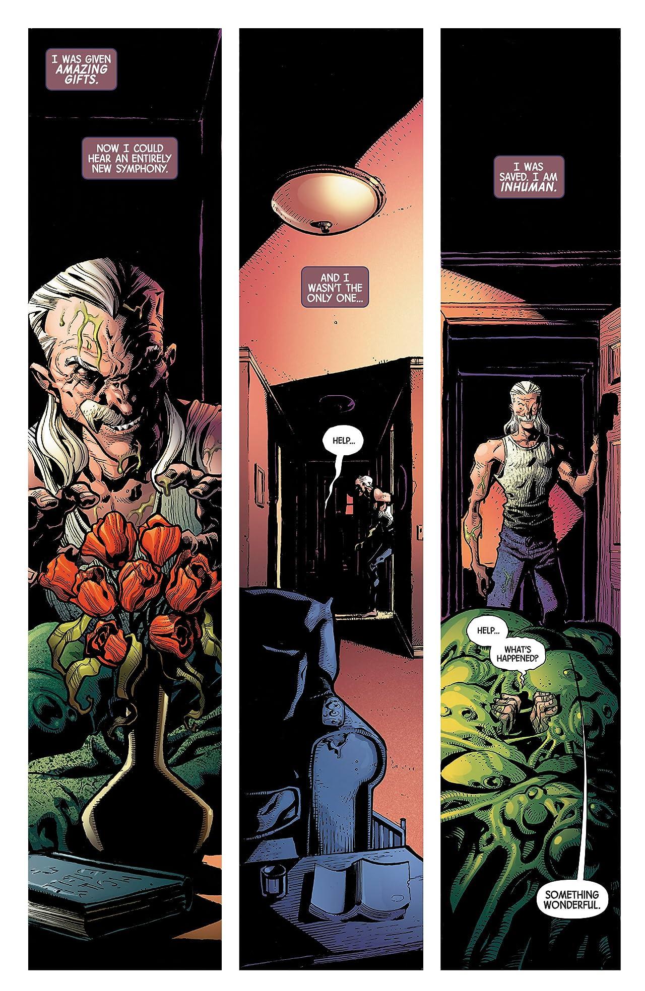 Uncanny Avengers (2015-2017) #1