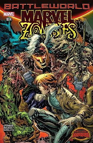 Marvel Zombies (2015) #4