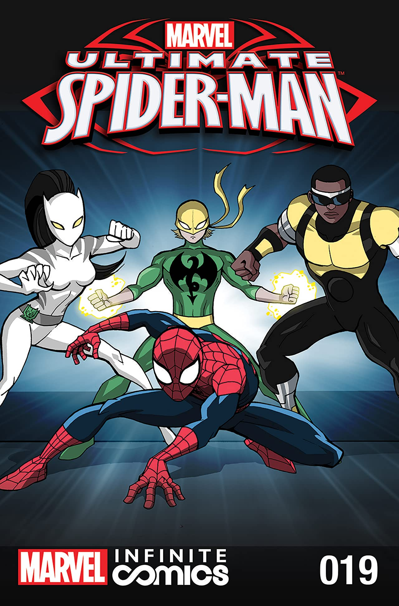 Ultimate Spider-Man Infinite Comic #19