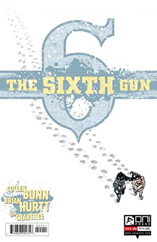 The Sixth Gun No.24