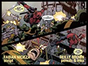 Deadpool & Cable: Split Second Infinite Comic #1