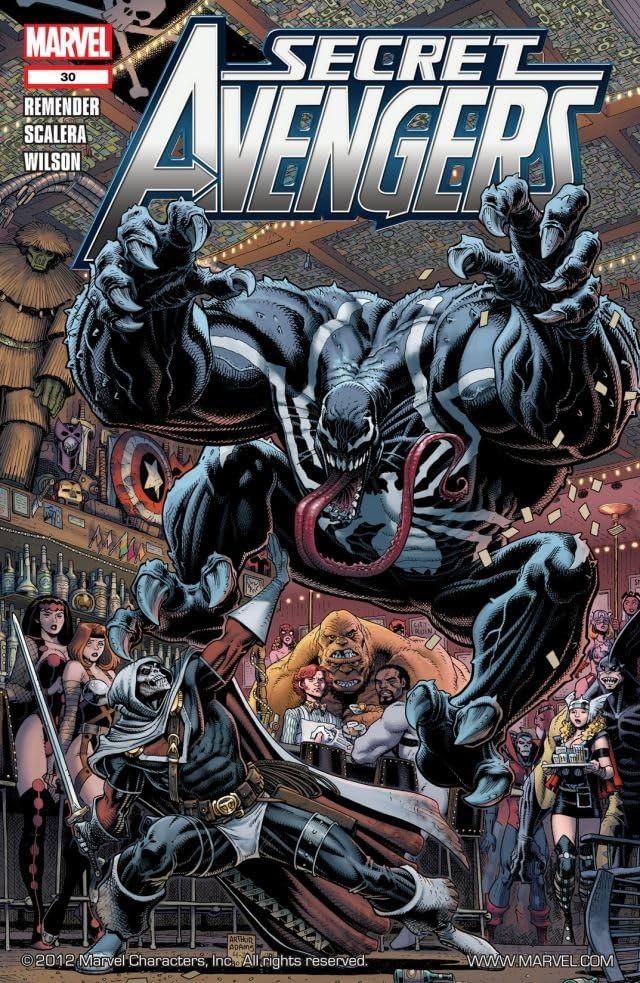 Secret Avengers (2010-2012) #30