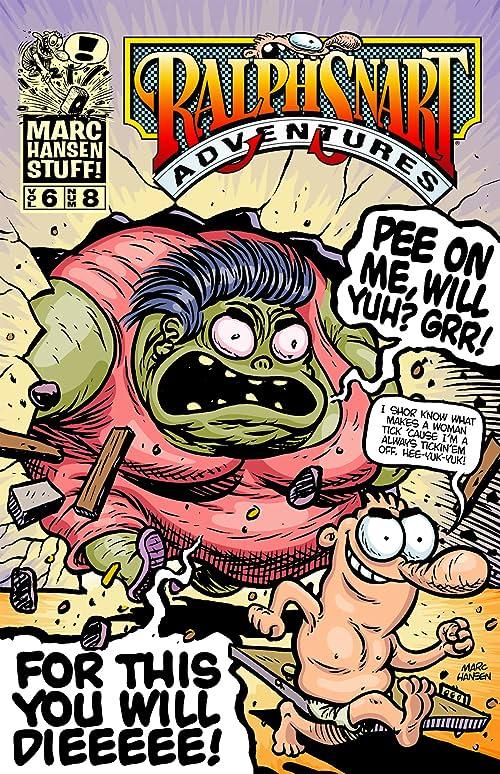 Ralph Snart Vol 6 #8