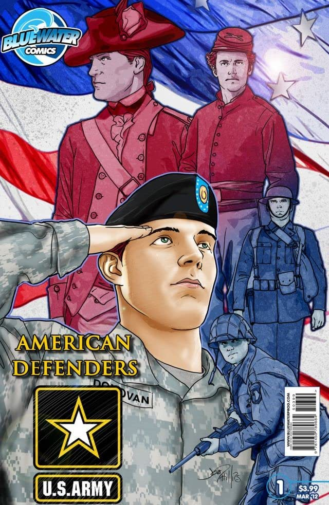 American Defenders: The Army