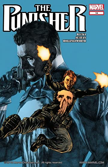 Punisher (2011-2012) #14