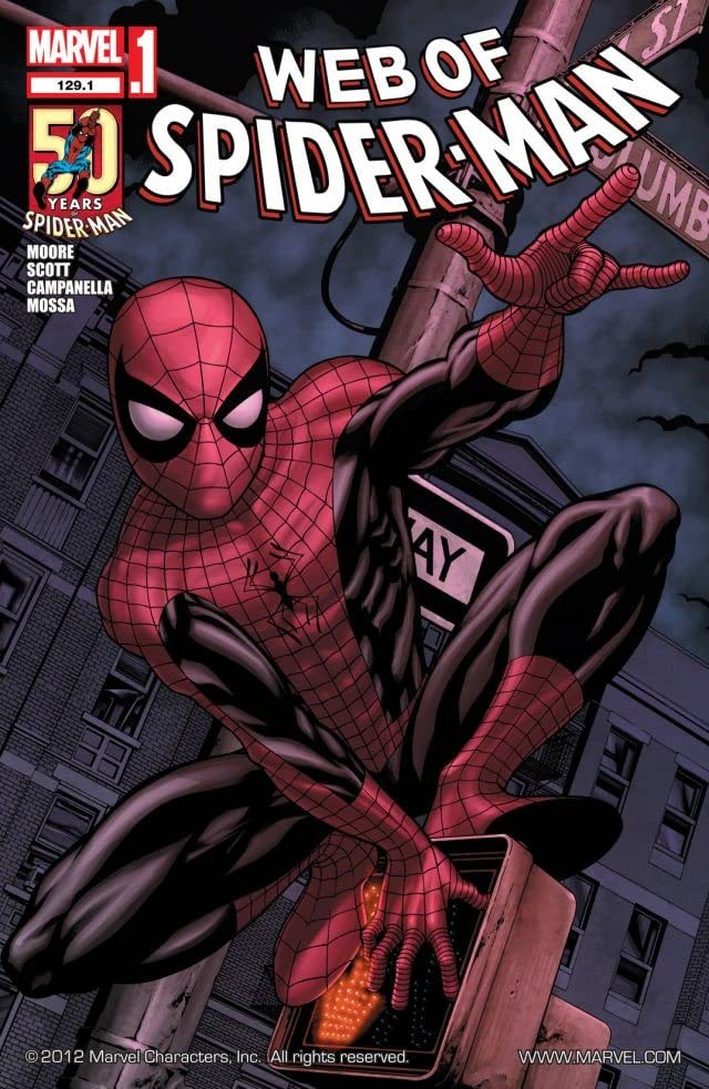 Web of Spider-Man (1985-1995) #129.1