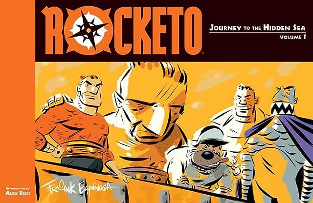Rocketo Vol. 1: Journey to the Hidden Sea