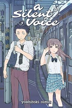 A Silent Voice Vol. 3