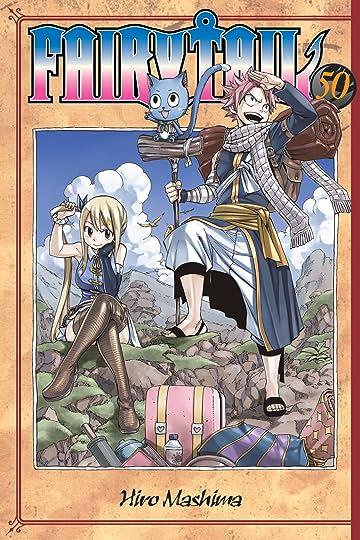 Fairy Tail Tome 50 Comics De Comixology Web