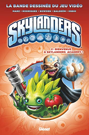 Skylanders Vol. 2: Bienvenue à Skylanders Academy !