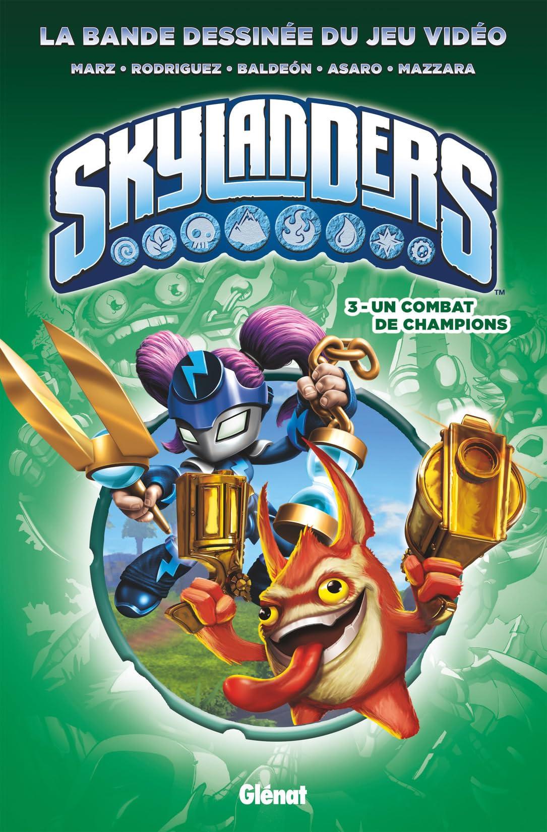 Skylanders Vol. 3: Un Combat de champions